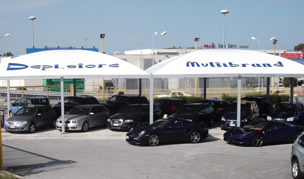 Depistore Multibrand - Esposizione auto moto e nautica
